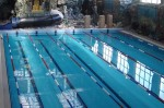 Бассейн аквапарка «Джунгли»