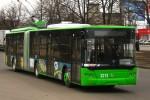 В Харькове разработаны новые троллейбусные маршруты