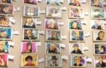В Харькове открылась уникальная выставка портретов из одежды