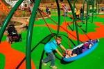 В парке Горького появятся новый аттракцион и инклюзивная площадка