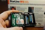 Автономный GPS маяк StarLine M15 – преимущества и возможности автозакладки