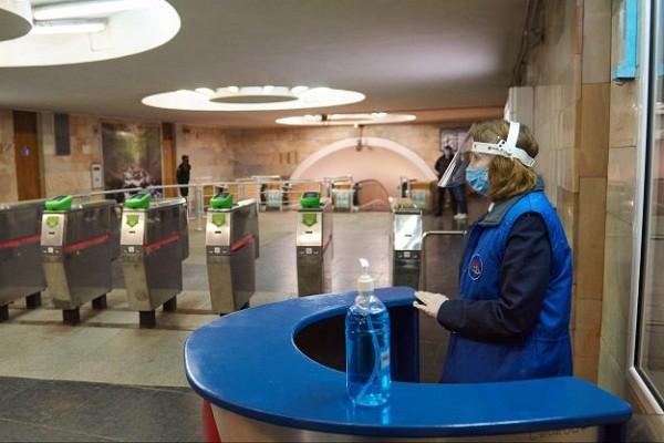 Запуск метро в Харькове после двухмесячного перерыва прошел успешно