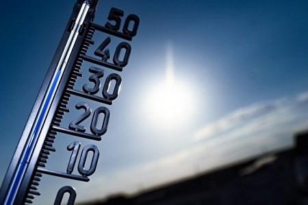 В Харькове зафиксировали рекордную температуру за всю историю наблюдений