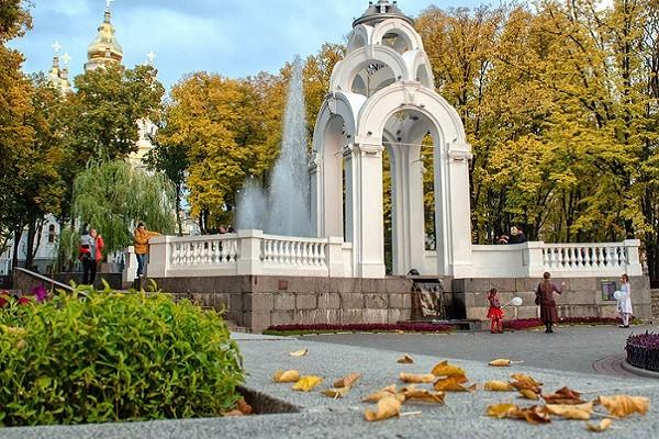 Харьков пережил рекордно теплую неделю