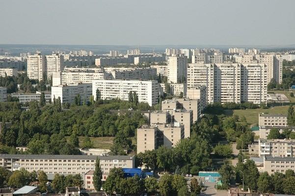 Где в Харькове самые дешевые квартиры: инфографика