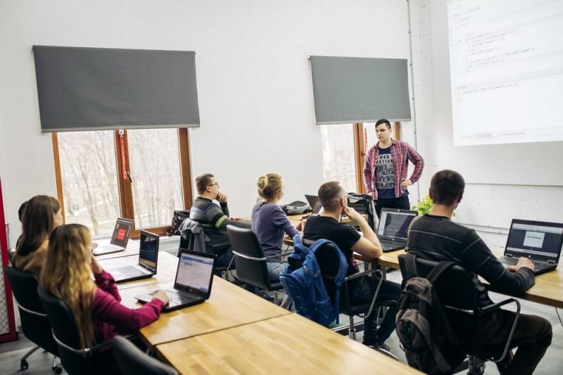 IT Курсы программирования в Харькове - IT Education Academy