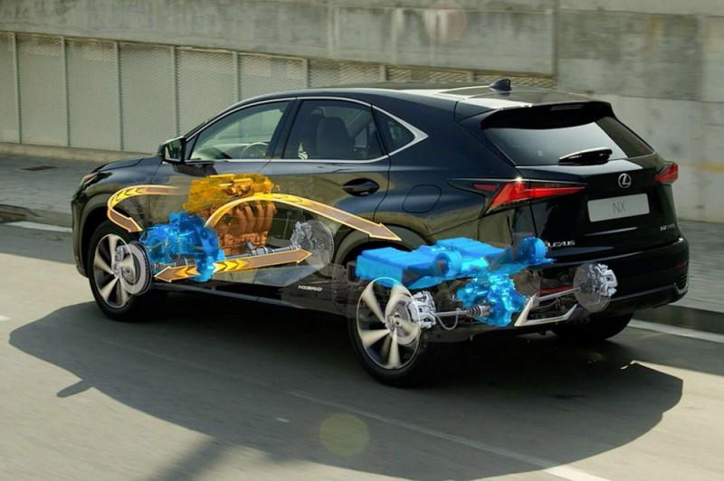 Lexus Hybrid - Как работает гибридный автомобиль Lexus?