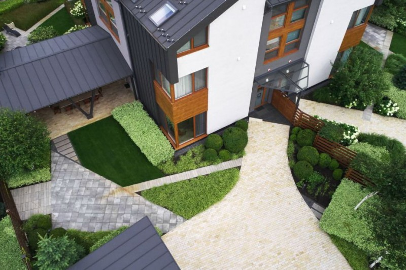 Продуманное пространство для комфортной жизни: топ-5 преимуществ домо-квартир QDRO terraced house