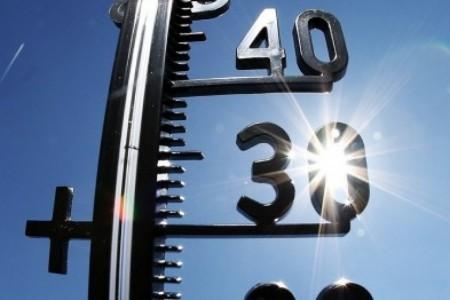 Сентябрь в Харькове побил уже два температурных рекорда