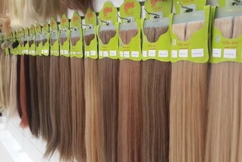 По какой технологии лучше всего наращивать волосы?