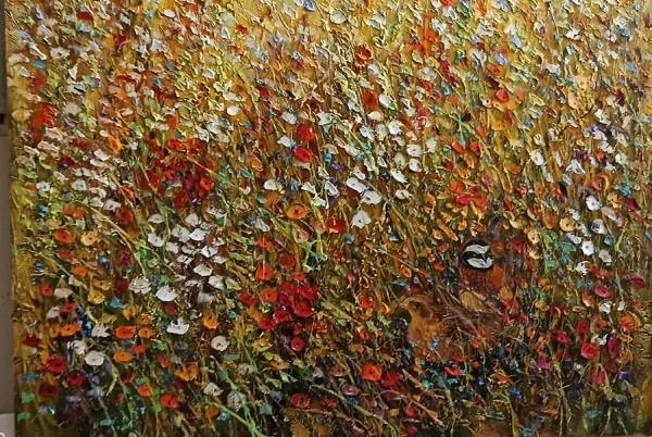 Галерея «Искусство Слобожанщины» презентует еще одну выставку онлайн
