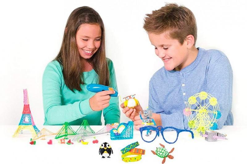 3D ручка для детей: как выбрать и на что обратить внимание