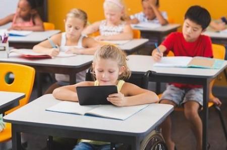 В школах Харькова открывают новые инклюзивные классы