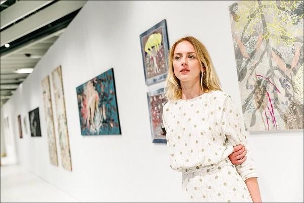 В муниципальной галерее Харькова откроется выставка «Nude» львовской художницы