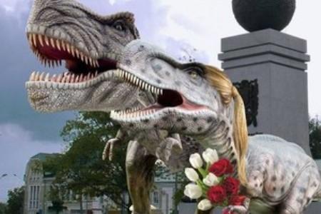 Харьковчанкам организуют бесплатный вход в Парк динозавров