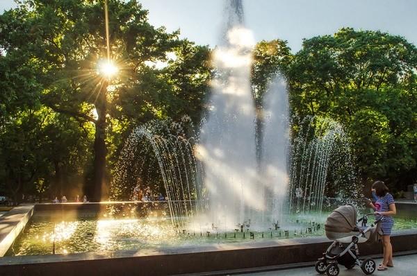 Июль в Харькове побил температурные рекорды