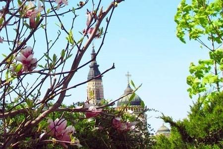 Харьковчане пережили аномально теплый апрель
