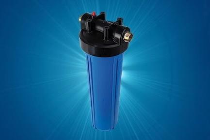 Как заменить фильтр механической очистки воды?