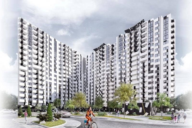 HOME & PARK Comfort House — новый жилой комплекс в центре Борисполя