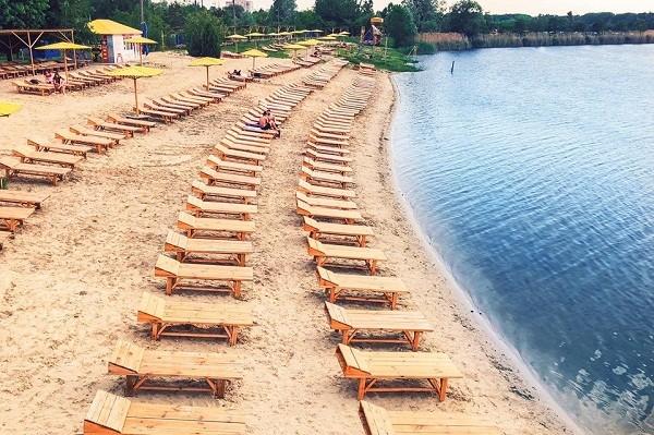 Пляж на Журавлевском водохранилище станет бесплатным
