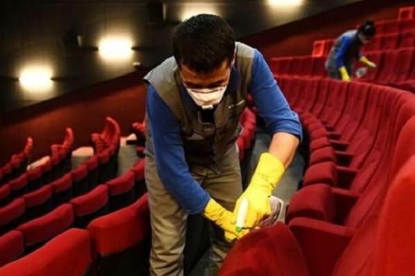 В Харькове открыли кинотеатры и ввели новые ограничения