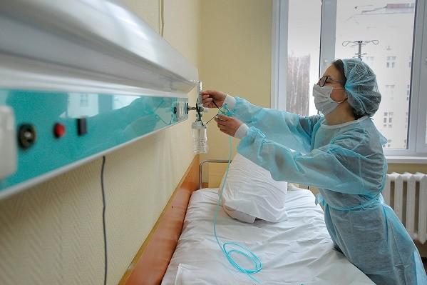 В Харькове ж/д больницы готовятся принимать пациентов с COVID-19