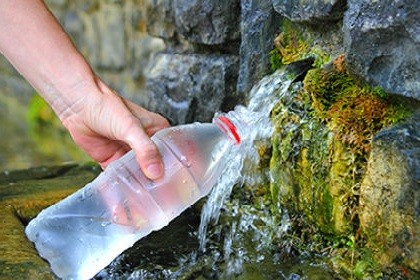 Пить воду из источника на улице Конторской не рекомендуется: эксперты