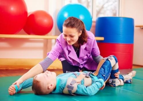В Харькове открыли уникальную реабилитационную клинику для детей