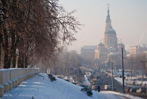 Январь в Харькове бьет температурные рекорды