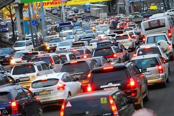 Харьков попал в ТОП-15 городов мира с самыми большими пробками