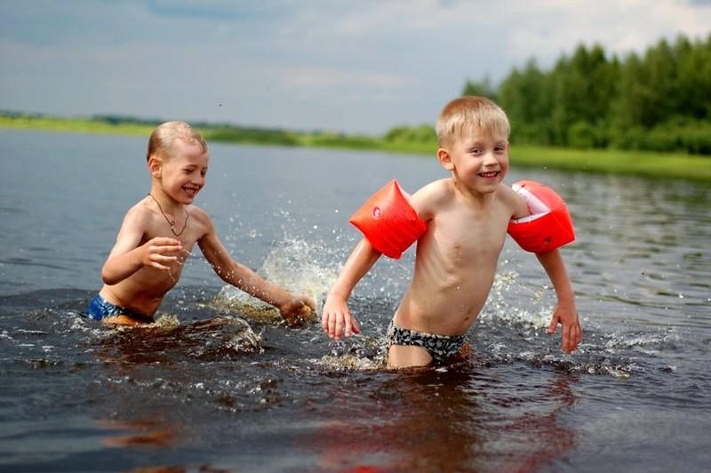 На трех пляжах Харьковщины отменили запрет на купание