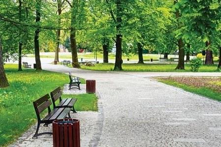 В Харькове реконструируют Конотопский парк