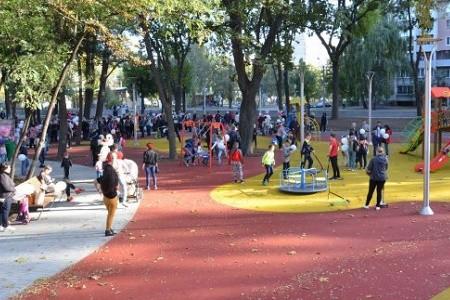 Парк «Зеленый гай» и бульвар Юрьева откроют в октябре