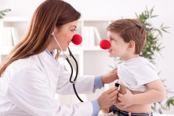 Детский врач в Харькове - частная клиника Мамин Дом