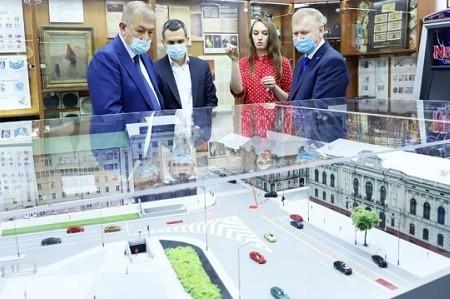 В Харьковском НИИ судебных экспертиз открыли музей