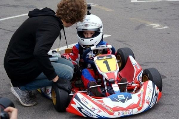 Юных харьковчан приглашают стать гонщиками