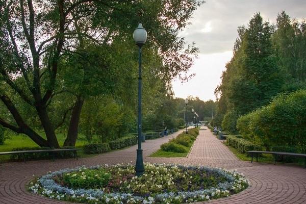 В Харькове пройдет реконструкция Карякина сада
