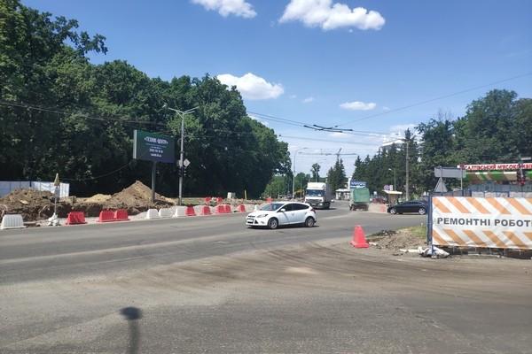 Реконструкция перекрестка на Жуковского закончится в августе
