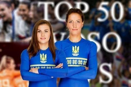 Харьковчанки вошли в десятку лучших футболисток мира