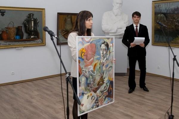В худмузее Харькова проходит выставка работ соискателей премии Репина
