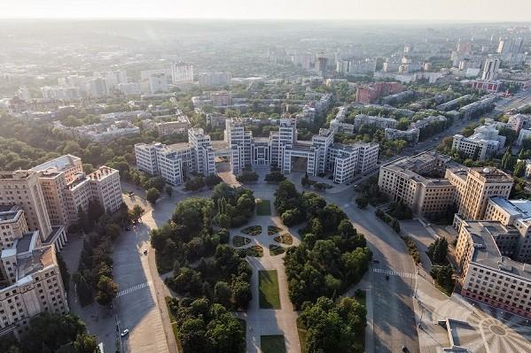 Харьков попал в ТОП-5 городов с самым чистым воздухом