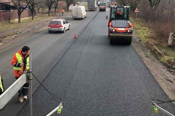 В Харькове хотят создать онлайн-карту ремонта дорог