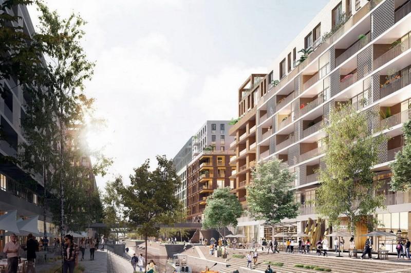 Светлые, просторные и эргономичные: обзор квартир в инновационном районе RYBALSKY