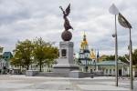 Прогулки по Харькову: площадь Конституции