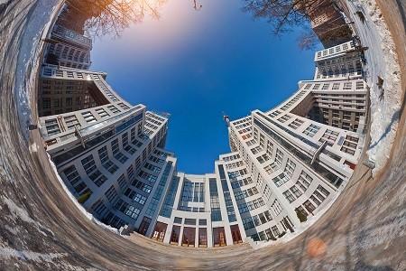 10 самых высоких зданий Харькова