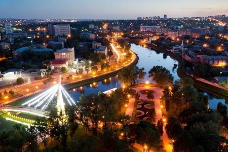 ТОП мест Харькова, откуда открывается лучший вид на город