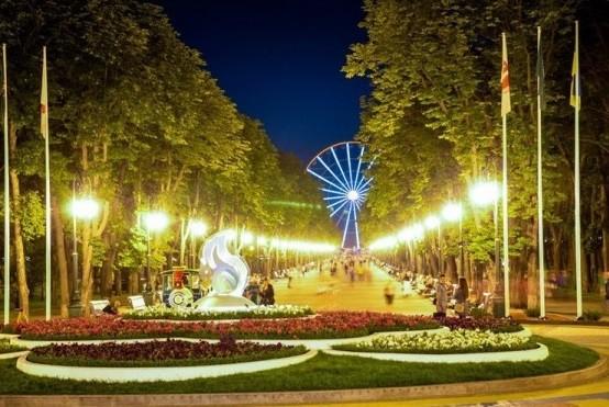 Парки и скверы Харькова: где отдохнуть на выходных