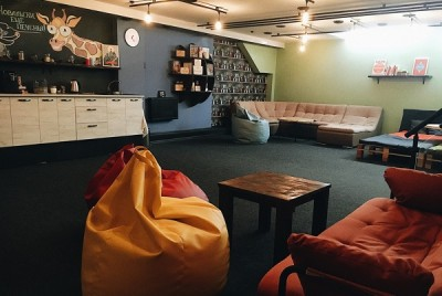 Frontalle Anticafe/CoWorking