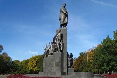 Парк «Сад им. Тараса Шевченко»