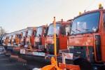 Зимой убирать магистрали Харькова будут более 260 снегоуборочных машин